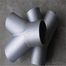 厂家直销汕尾三通,碳钢国标114*89异径三通