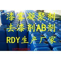 专业生产润东源环保101AB剂絮凝剂25kg/桶 专业除漆剂 高效脱漆剂