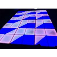 HM-LF04 DMX RGB发光跳舞地板砖 1*1m