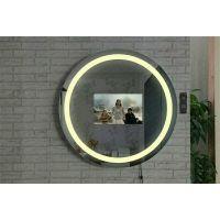 高端卫浴防雾镜酒店配套浴室镜智能浴室镜卫生间镜子欧式浴室镜