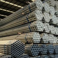 现货重庆镀锌钢管 DN50*3.5镀锌管 DN50*3镀锌管 Q235b镀锌管