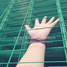空地围网 城市街道防护围栏 双边铁丝网栏价格