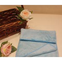 至诺珊瑚绒毛巾 超吸水柔软珊瑚绒毛巾