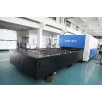 大族HANS GS1500W激光切割机轻松切割8-14MM碳钢、不锈钢等金属