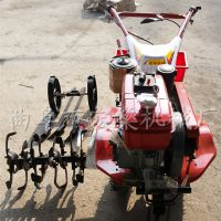 多功能微耕犁地松土机 自走式7.5马力汽油微耕机