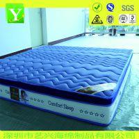 健康透气海绵床垫 居家优选 健康舒适 厂家直销 YX-CD01