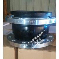 专业生产单球体 双球体橡胶膨胀节 橡胶软接头 可定制加工