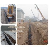 潍坊钢板桩施工公司,拉森钢板桩施工单位,聊城拉森钢板桩施工单位,淄博预制水泥桩公司