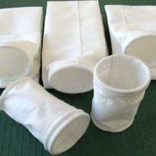 首信环保定制工业专用过滤布袋 高温除尘滤袋涤纶针刺毡布袋