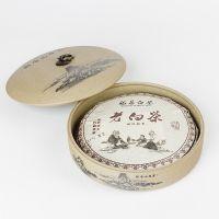 粗陶普洱茶饼茶叶罐白茶叶罐醒茶罐可叠加层大号陶瓷存茶包装盒