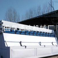 生产供应 高档蚕丝棉被缝被机 无梭型缝制机 多功能引被机 通达