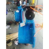 纽普兰气动圆顶阀QQF充气式球形气锁阀进料阀厂家直供