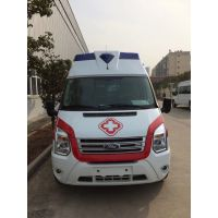 程力直销国五福特V348长轴高顶救护车
