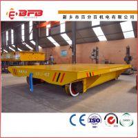 KPJ系列钢卷铝卷轨道平车 带v型架台车 运输搬运车 可定制