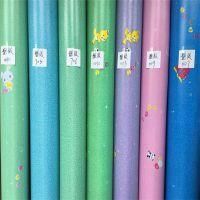 工程革商用耐磨PVC地板革加厚地板纸地板塑胶地板革家用防水地胶