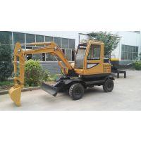 山东挖掘机厂家35小型轮胎挖掘机生产销售行业领先
