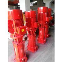 泵业市场XBD13.2/1.67-40GDL多级消防泵厂家,咸宁泵业,铸铁