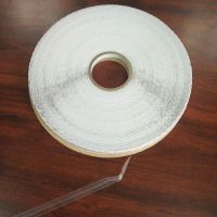 Sunjia/双佳牌 15MM印红线PE封缄胶带,塑料包装袋封口自粘胶,胶纸