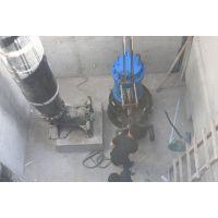 200mm口径排污泵300方20米30KW潜水排污泵WQ型号