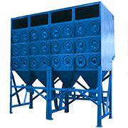 重庆布袋除尘器生产厂家 单机布袋除尘器厂家 DMC脉冲除尘器
