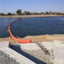 塑料拦污浮筒组装流程解说