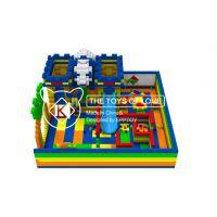 EPP幼儿园教玩具 游乐园室内设计装饰 EPP积木玩具厂家