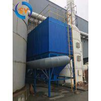 山西6吨锅炉除尘器厂家415管喷布袋除尘器多少钱预算