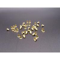铆钉厂家直销铜铆钉/环保空心铆钉,小电子鸡眼,质量可靠