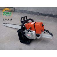 进口链条挖树机价格 低油耗省人工带土球挖树机润华供应