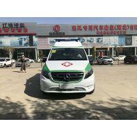 奔驰New Vito救护车 为急救事业保驾护航