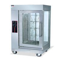 立式旋转电烤鸡炉 OT-206立式旋转电烤鸡炉放心省心