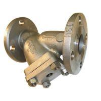 柴油Y型过滤器专用 润滑油汽柴油专用过滤器 上海疆南阀门焊接法兰连接