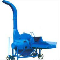 高效青贮饲料铡草机 2吨型秸秆铡草揉丝机