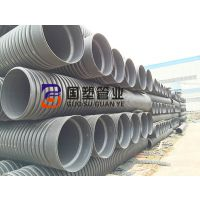 湖南HDPE双壁波纹管(实时报价) 湘潭HDPE双壁波纹管值得信赖