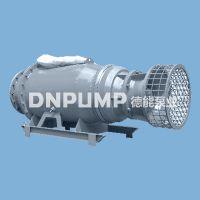 天津 漂流雪橇式潜水轴流泵