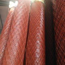 山西2米高成卷喷漆菱形钢板网哪家好——圈地钢板网规格由安平亚奇供应