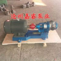 嘉睿泵业推荐江苏王经理NYP-12/1.0高粘度转子泵动作平稳磨损小