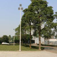 8米篮球场灯杆 体育场中杆灯价格 南海区照明灯杆LED