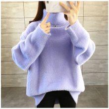 广州便宜库存女装毛衣韩版时尚女士羊毛衫套头毛衣批发低价清货