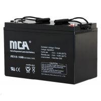 MCA 锐牌蓄电池FC12-100/12V100AH应急电源蓄电池尺寸 型号 参数