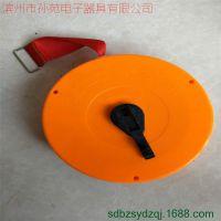 定做 涤纶警示带 安全警戒带 锦纶盒装可伸带缩警示带 施工隔离