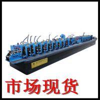 二手山东缺管机异型管成型机械设备高频直缝精密不锈钢焊管机组