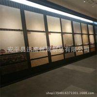 冲孔板挂钩 瓷砖展示架 陶瓷展板 河南大理石货架厂家