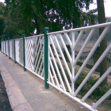 供应小区工艺栏杆 喷塑锌钢围栏 海口市政护栏厂家