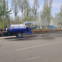北京朝阳小型洒水车厂家除尘雾炮车价格小型洒水车雨瑞环卫今日头条报价