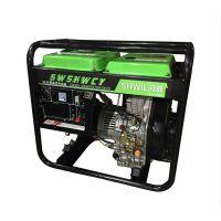 柴油发电机,5kw柴油发电机闪威SHWIL