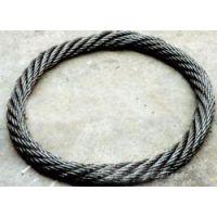 无接头钢丝绳 环形无接缝钢丝绳 无接头绳圈江苏