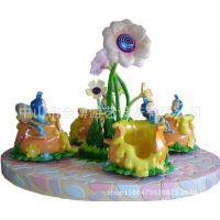 室内儿童游乐设备 蜜蜂转转杯游乐设备 小型儿童游乐设施转转杯