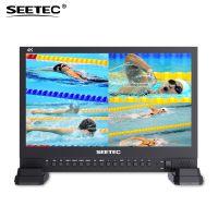 视瑞特4K156-9HSD 15.6寸4K桌面式导演监视器 4路HDMI输入 4画面分割显示 广播级
