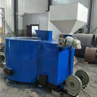 长沙市鹏恒厂家生产生物质锯末颗粒熔铝炉